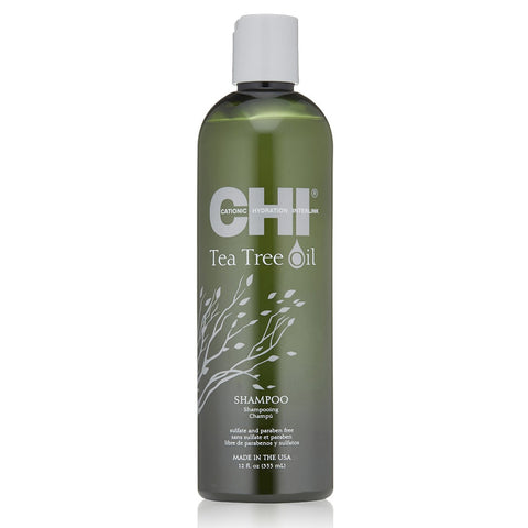 CHI Tea Tree Oil Shampoo by Chi | RxSkinCenter Day Spa Overland Park, Kanas