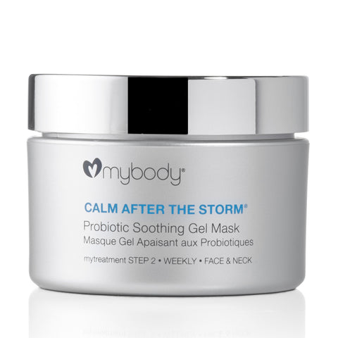 mybody Calm After The Storm Probiotic Soothing Gel Mask