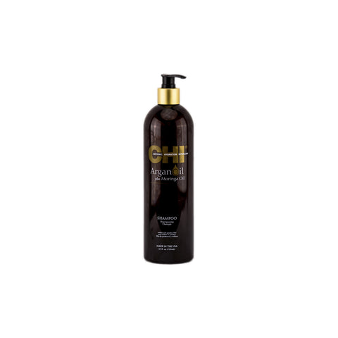 Chi Argan Oil plus Moringa Oil Shampoo by Chi | RxSkinCenter Day Spa Overland Park, Kanas