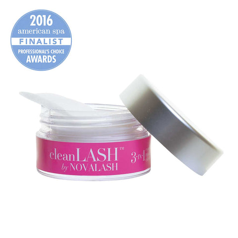 Novalash cleanLASH 3-in-1 Cleansing Pads