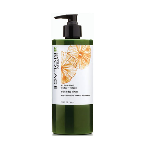 Matrix Biolage Cleansing Conditioner for Fine Hair by Matrix Biolage | RxSkinCenter Day Spa Overland Park, Kanas