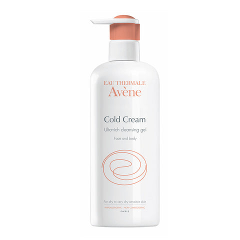 Avene Cold Cream Ultra-Rich Cleansing Gel