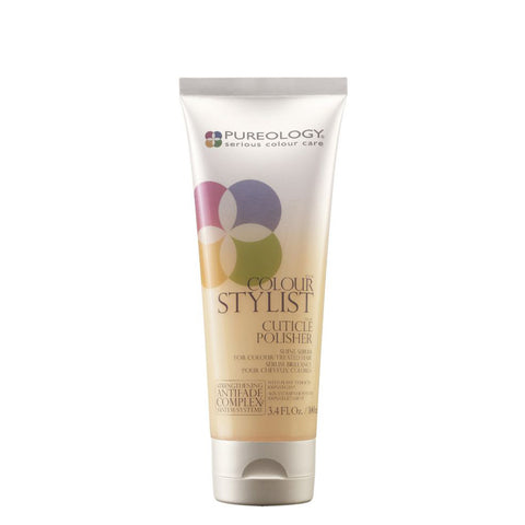 Pureology Colour Stylist Cuticle Polisher Shine Serum by Pureology | RxSkinCenter Day Spa Overland Park, Kanas