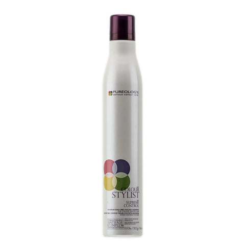 Pureology Colour Stylist Supreme Control Hairspray by Pureology | RxSkinCenter Day Spa Overland Park, Kanas