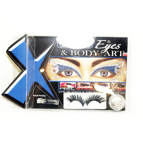 Cuffed Eye - Lash and Eye Mask Kit by Xotic Eyes by Xotic Eyes | RxSkinCenter Day Spa Overland Park, Kanas
