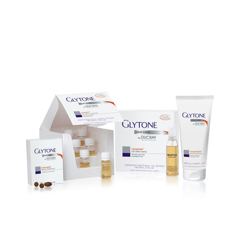 Glytone Hair Care Occasional Hair Loss Regimen