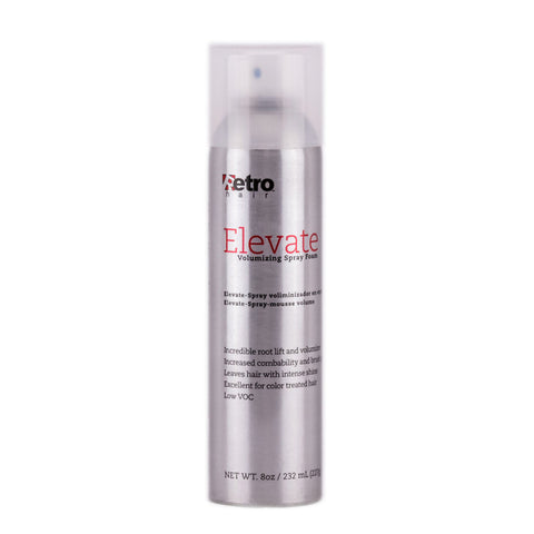 Retro Hair Elevate Volumizing Spray Foam
