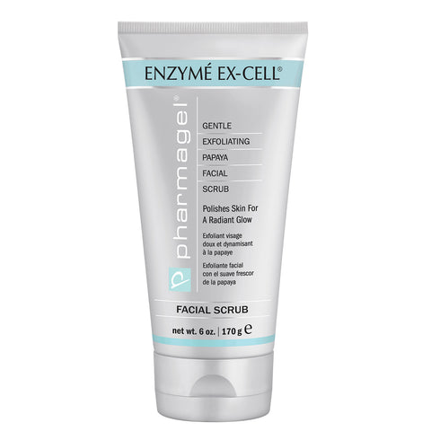 Pharmagel Enzyme Ex-Cell Facial Scrub by Pharmagel Scrub | RxSkinCenter Day Spa Overland Park, Kanas