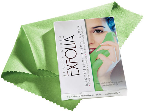 Exfolia Microexfoliation Beauty Cloth by Kilee Distributing | RxSkinCenter Day Spa Overland Park, Kanas