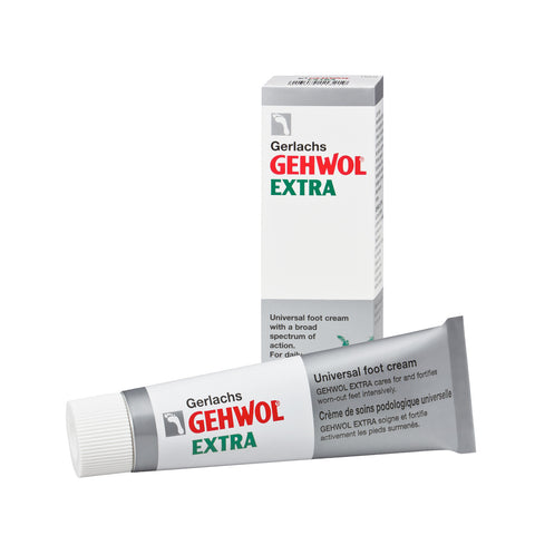 Gehwol Extra Foot Cream by Gehwol | RxSkinCenter Day Spa Overland Park, Kanas