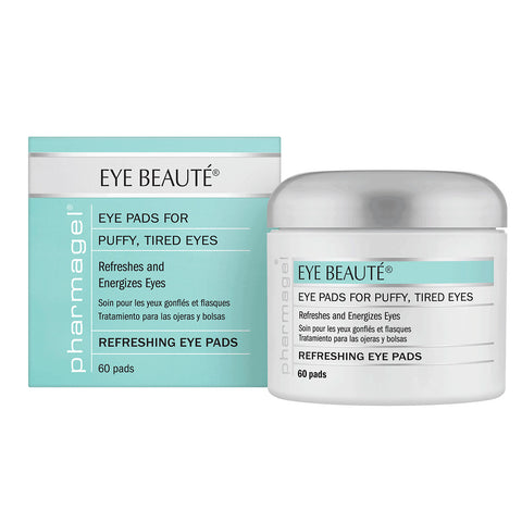 Pharmagel Eye Beaute Eye Treatment Complex Pads by Pharmagel | RxSkinCenter Day Spa Overland Park, Kanas