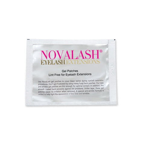 Novalash Eyelash Extension Lint Free Gel Patches