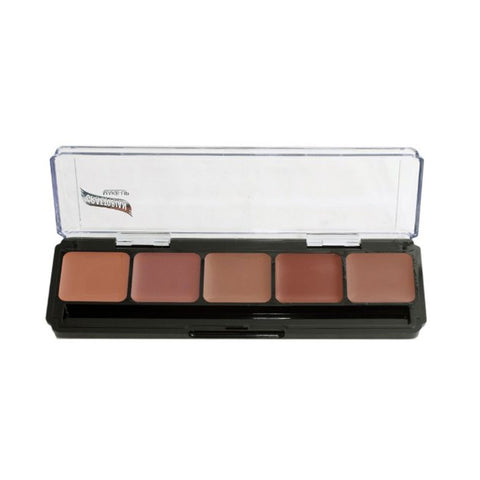 Graftobian HD Lip Color Palette by Graftobian Palette | RxSkinCenter Day Spa Overland Park, Kanas