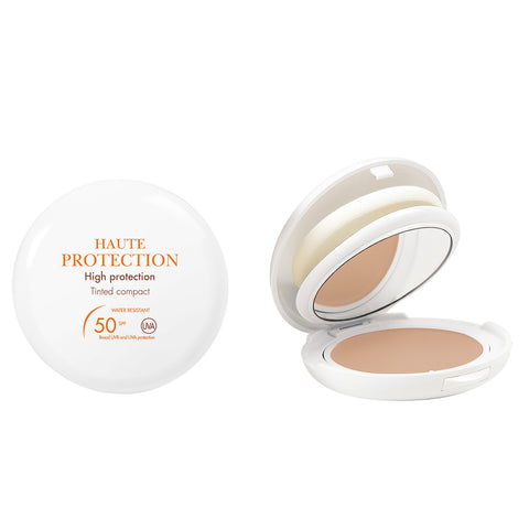 Avene MINERAL High Protection Tinted Compact SPF 50 by Avene Makeup | RxSkinCenter Day Spa Overland Park, Kanas