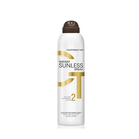 California Tan Instant Sunless Continuous Spray