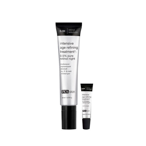 PCA SKIN Intensive Age Refining Treatment®: 0.5% Pure Retinol Night by PCA Skin | RxSkinCenter Day Spa Overland Park, Kanas