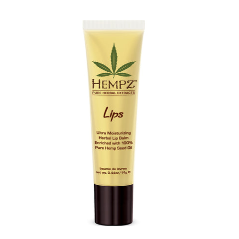Hempz Lips Ultra-Moisturizing Herbal Lip Balm