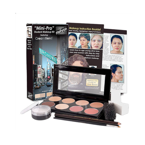 Mehron Mini-Pro Student Makeup Kit by Mehron at Rx SkinCenter