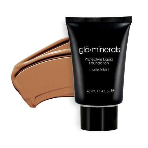 glominerals Protective Liquid Foundation - Matte II