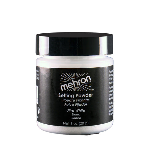 Mehron UltraFine Makeup Setting Powder
