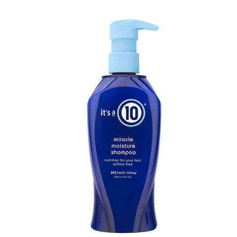 It's a 10 Miracle Moisture Shampoo by It's a 10 Shampoo | RxSkinCenter Day Spa Overland Park, Kanas