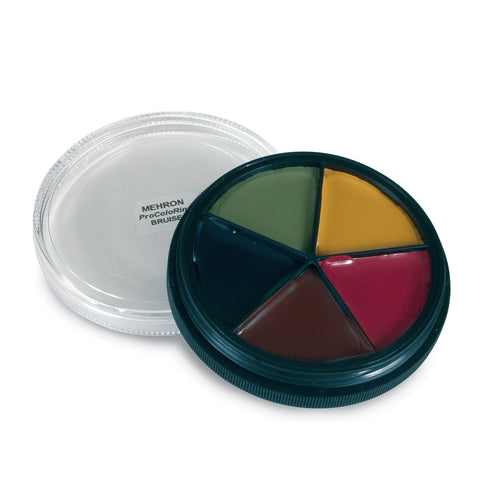 Mehron ProColoRing Bruise Wheel - Rx SkinCenter - 1