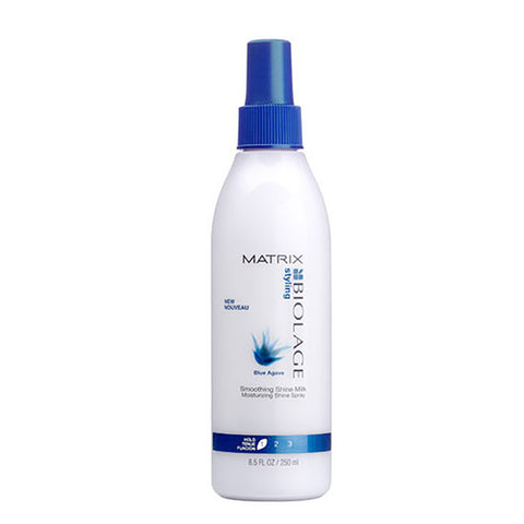 Matrix Biolage Blue Agave Smoothing Shine Milk by Matrix Biolage | RxSkinCenter Day Spa Overland Park, Kanas
