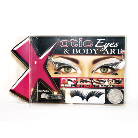 Stormy Eyes  - Lash and Eye Mask by Xotic Eyes by Xotic Eyes at Rx SkinCenter