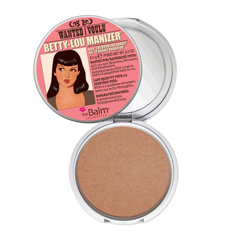 the Balm Bety-Lou Manizer All-In-One Bronzer, Shimmer, and Eyeshadow by the Balm | RxSkinCenter Day Spa Overland Park, Kanas