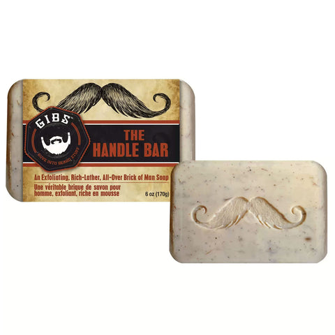 GIBS Grooming Handle Bar Soap by GIBS | RxSkinCenter Day Spa Overland Park, Kanas