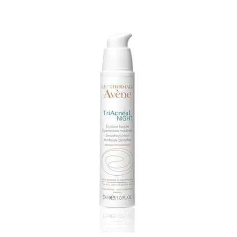 Avene Triacneal NIGHT Smoothing Lotion by Avene | RxSkinCenter Day Spa Overland Park, Kanas