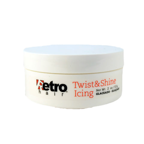 Retro Hair Twist and Shine Icing