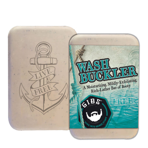 GIBS Washbuckler Soap Bar for Men by GIBS | RxSkinCenter Day Spa Overland Park, Kanas