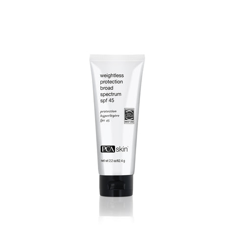 PCA SKIN Weightless Protection SPF 45 by PCA Skin | RxSkinCenter Day Spa Overland Park, Kanas