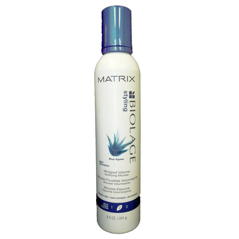 Matrix Biolage Blue Agave Whipped Mousse by Matrix Biolage | RxSkinCenter Day Spa Overland Park, Kanas