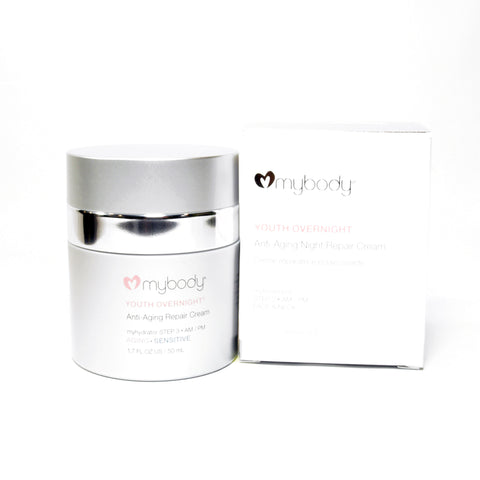 mybody Youth Overnight Anti-Aging Night Repair Cream