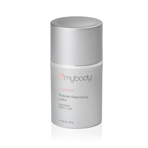 mybody myHERO Probiotic Replenishing Lotion