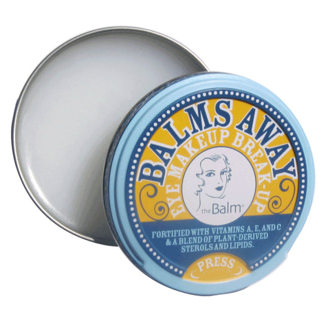the Balm Balms Away Eye Makeup Break-Up by the Balm | RxSkinCenter Day Spa Overland Park, Kanas