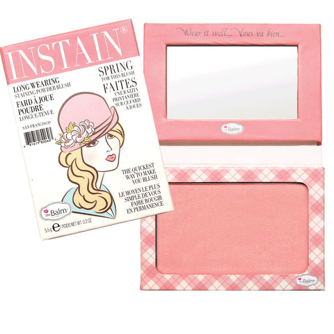 the Balm INSTAIN Long Wearing Powder Blush by the Balm | RxSkinCenter Day Spa Overland Park, Kanas