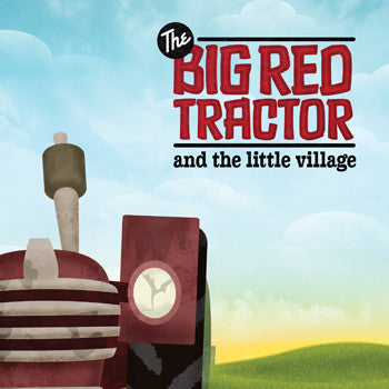 The Big Red Tractor and the Little Village (Box of 24)