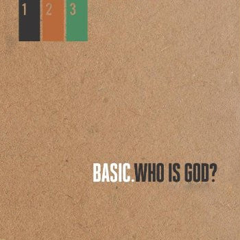 Basic.Who Is God? DVD Series