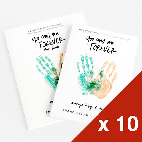 You and Me Forever Book & Study Guide (Box of 10 Pairs)