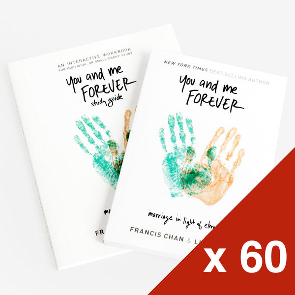 You and Me Forever Book & Study Guide (Box of 60 Pairs)