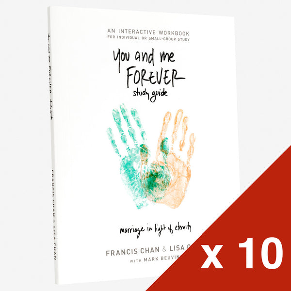 You and Me Forever Study Guide (Box of 10)