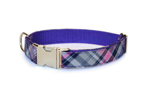 The Madison Bow Tie Collar and Leash Set