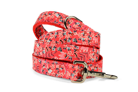 New! Garden Girl Dog Leash