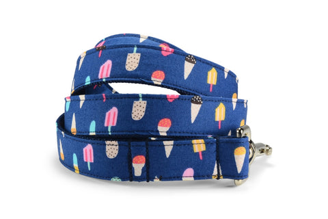 New! Ice Cream Dog Leash