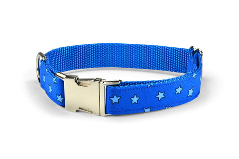New! Super Star Bow Tie Dog Collar