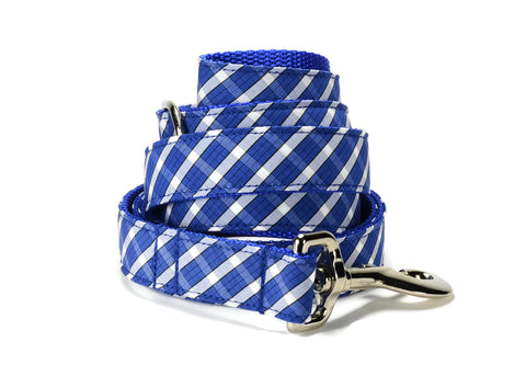 The Brooklyn Plaid Dog Leash