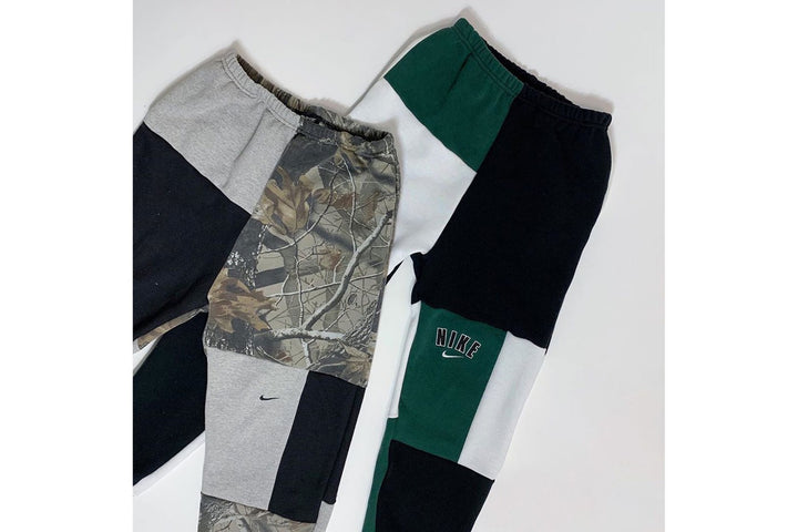 FRANKIE COLLECTIVE'S LATEST VINTAGE REWORK SWEATPANTS HAVE SOLD OUT IN HOURS